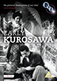 Early Kurosawa Collection DVD