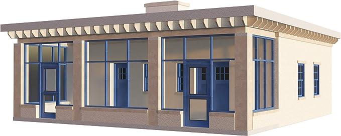 Adobe House Plans, proyecto de construcción de 2 dormitorios, 972 pies cuadrados para construir tu propio: Amazon.es: Bricolaje y herramientas