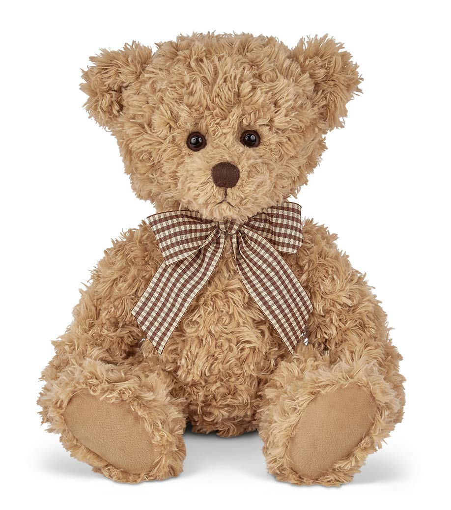 Bearington Theodore Brown Plush Stuffed Animal Teddy Bear, 17 inches by Bearington Collection