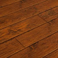 Lamton Laminate - 12mm Wide Board Collection-Hickory Antique / 12 / AC3 - Sample