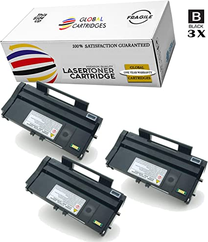 LD Compatible Ricoh 407165//SP 100LA Black Laser Toner Cartridge