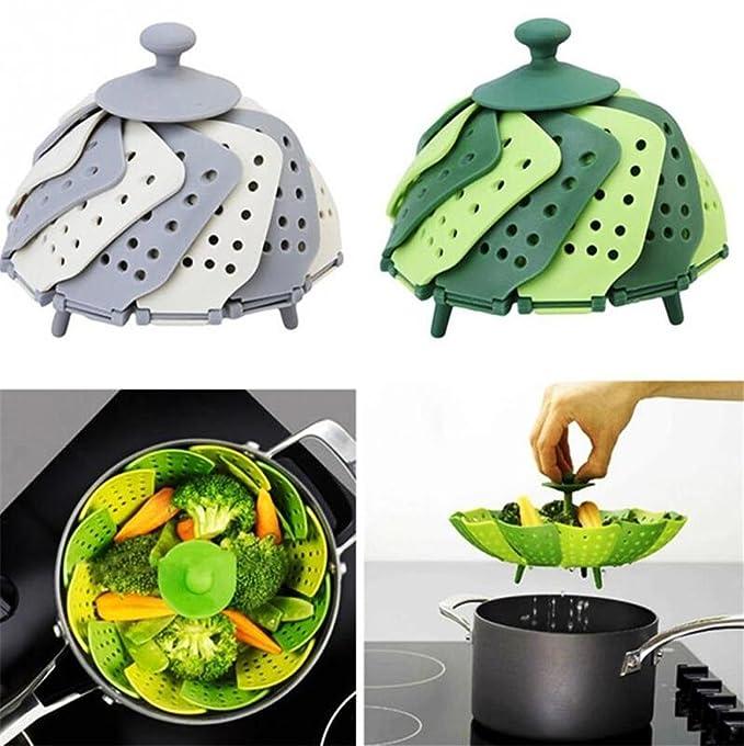 gaomoju & Platos y sartenes de cocina Uso Periódico multifunción: Amazon.es: Hogar