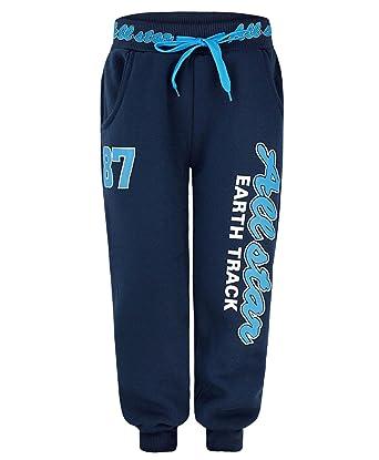 Niños Pantalones de chándal All Star Imprimir en la cintura F-33 ...