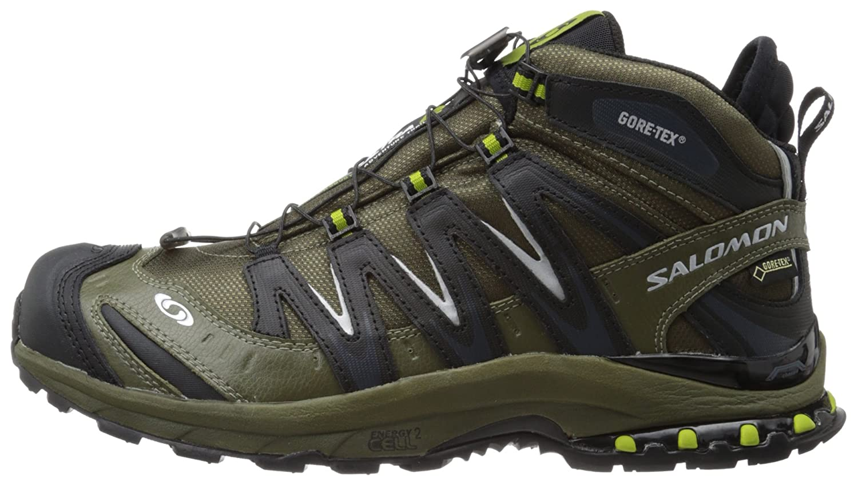 | Salomon Men's XA Pro 3D Mid LTR GTX Hiking Shoe