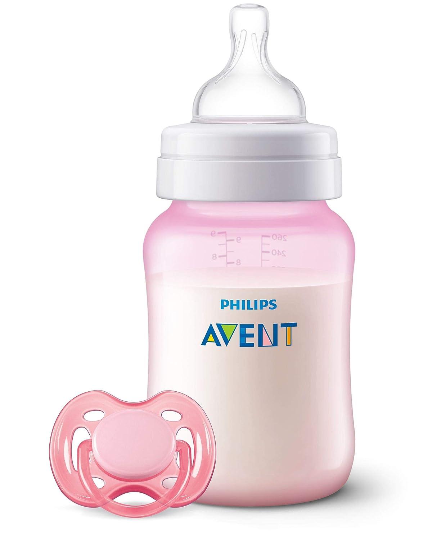 Philips Avent Babyflaschen-Set Rosa