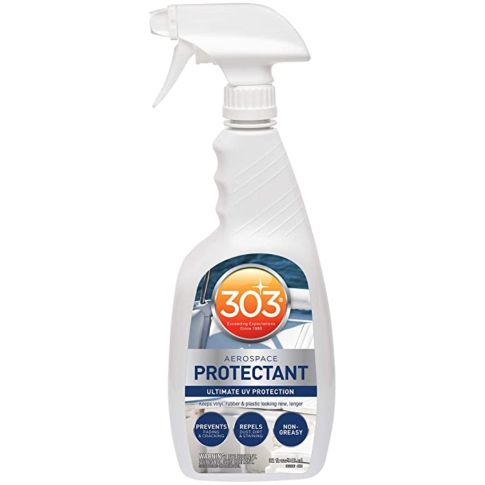 303 (30306) Marine Aerospace Protectant, UV Protectant for Boats and Patio Furniture, 32 fl. Oz(package may vary)