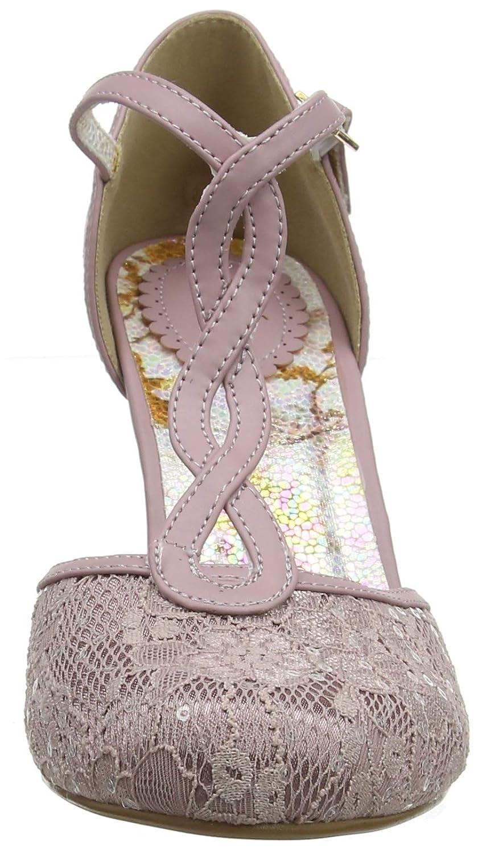 8d5eaf9988ad Joe Browns Women s La Vie En Rose Shoes T-Bar Heels  Amazon.co.uk  Shoes    Bags
