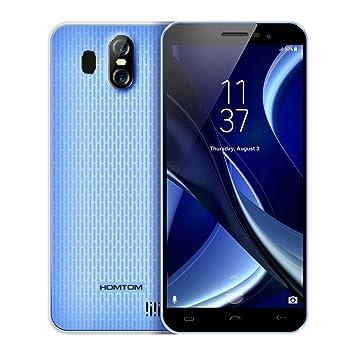 Homtom - Smartphone S16: Amazon.es: Electrónica
