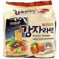 Samyang Potato Ramen, 120g, (Pack of 5)