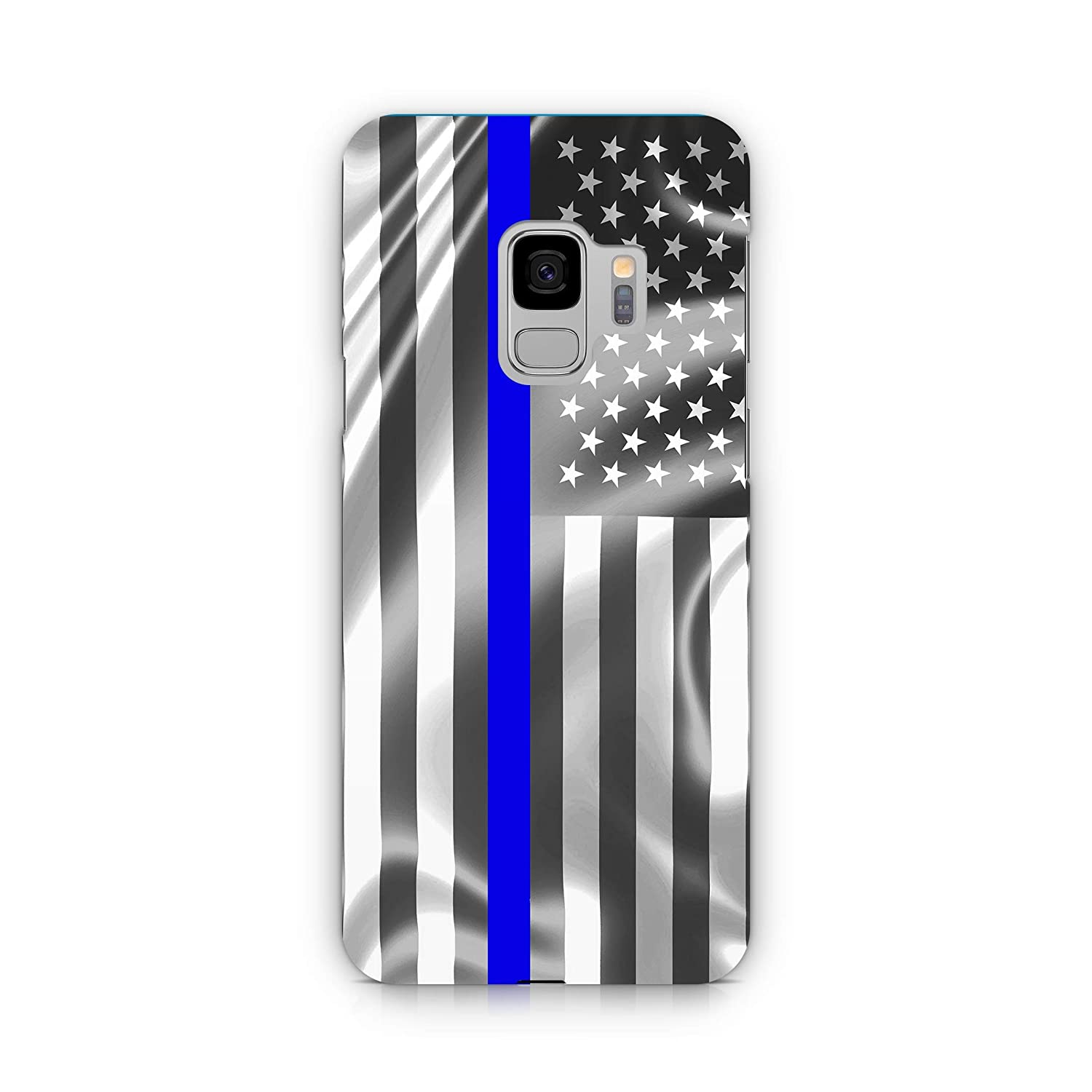 Thin Blue Line Case Samsung Models