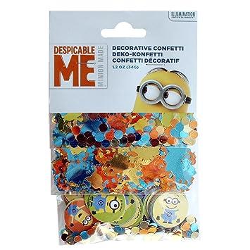 Despicable Me 2 - Minions 3 en 1 partido del confeti ...