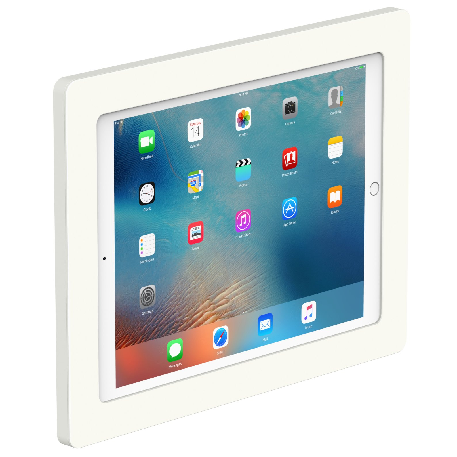 VidaMount On-Wall Tablet Mount - iPad Pro 12.9'' - White
