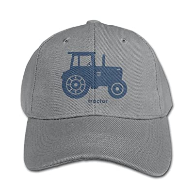 Tractor Awesome Unisex Kids Peaked Hat Boys Girls Baseball Cap Adjustable Four Seasons