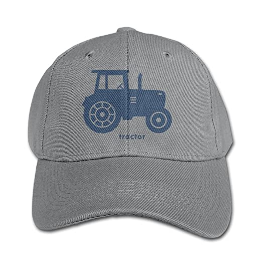 Amazon.com  Tractor Awesome Unisex Kids Peaked Hat Boys Girls Baseball Cap  Adjustable Four Seasons  Clothing d9f5383e73c