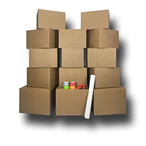 Amazon.com: UBOXES, LLC Kit de Cajas Inteligentes y ...
