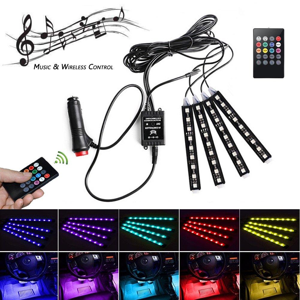 Possbay 110111020305 CD, Colorful Voice Control BHBAZUALIn5080