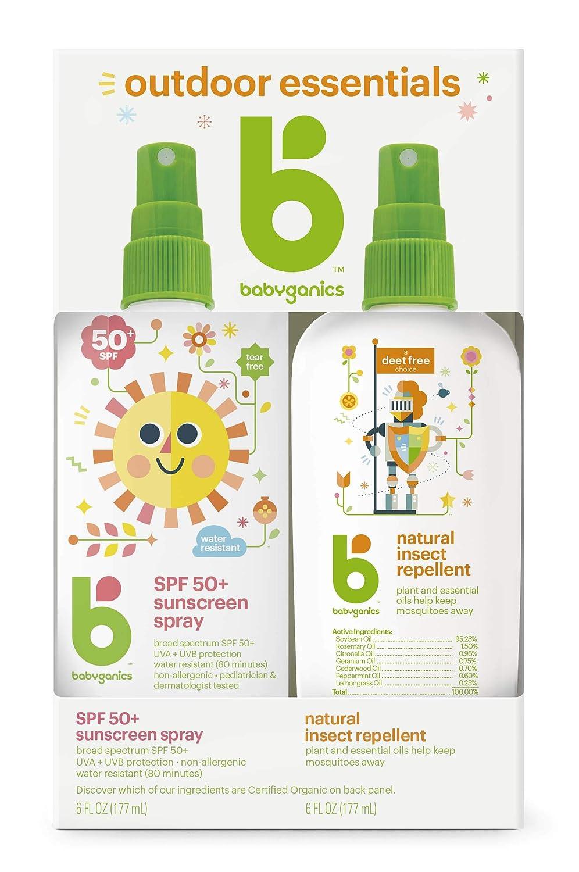 Amazon.com: Protector solar en spray Babyganics para ...