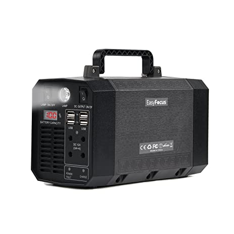 71wBmsfByDL._SY463_ amazon com 5 2lb 200wh portable generator power source  at bayanpartner.co