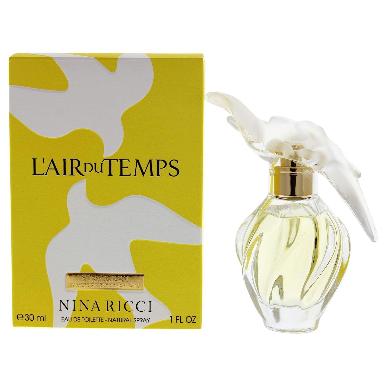L´ Air du Temps femme/woman, Eau de Toilette, Vaporisateur/Spray 30 ml - GLASS BOTTLE