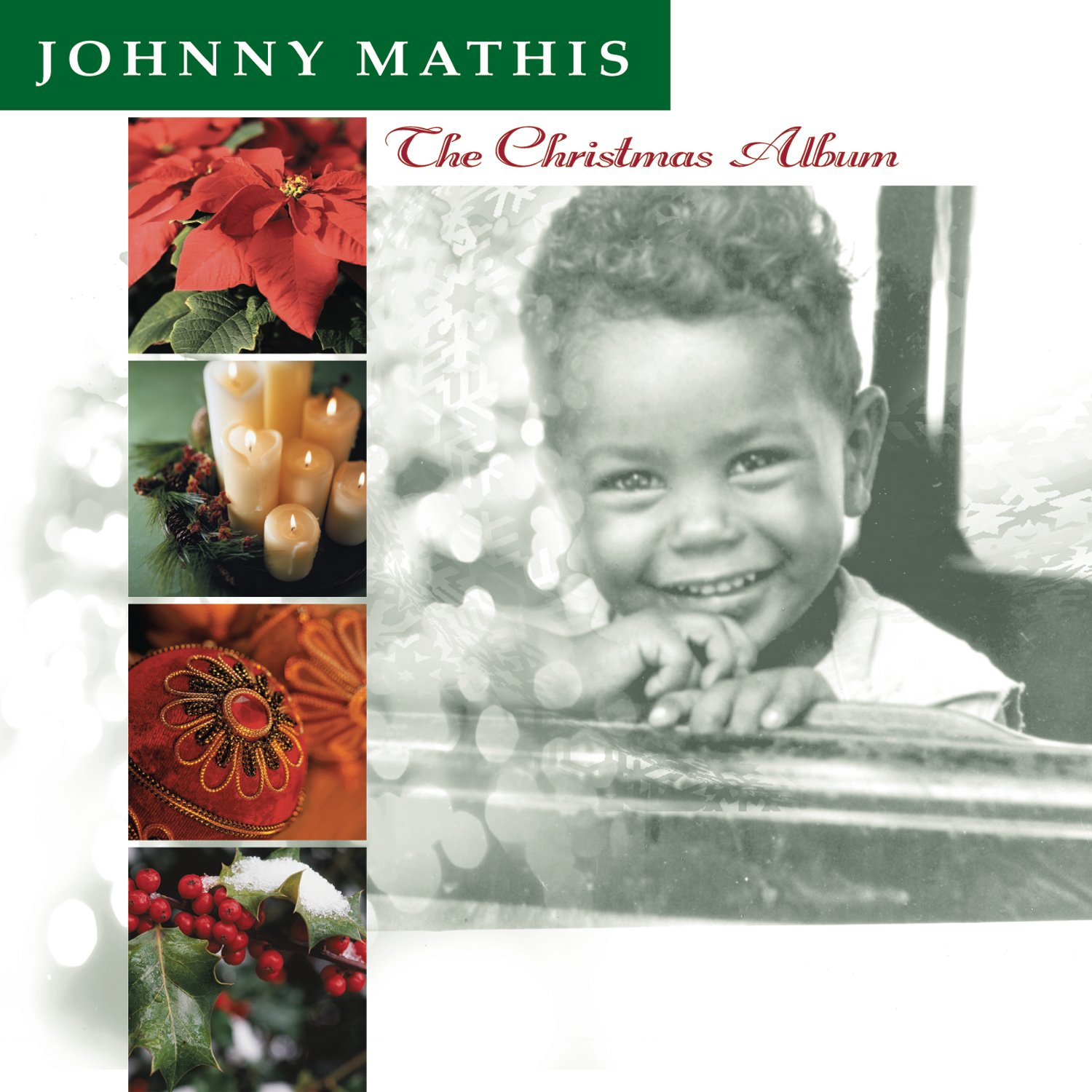 Johnny Mathis - The Christmas Album - Amazon.com Music