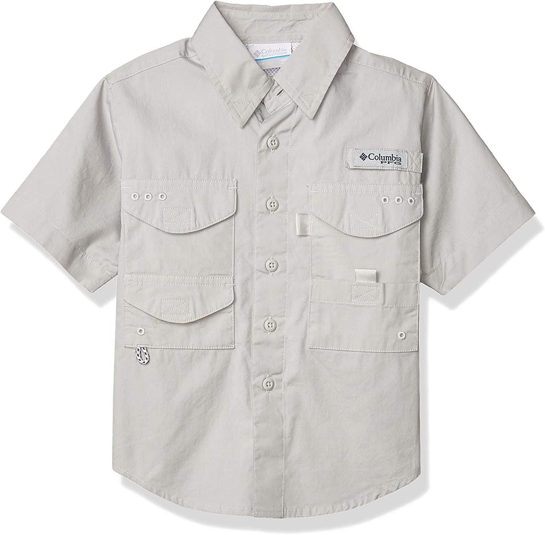 Columbia Boys Bonehead Short Sleeve Shirt