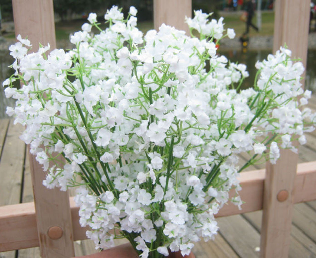Toechmo Baby Breathgypsophila Wedding Party Decoration Diy Home