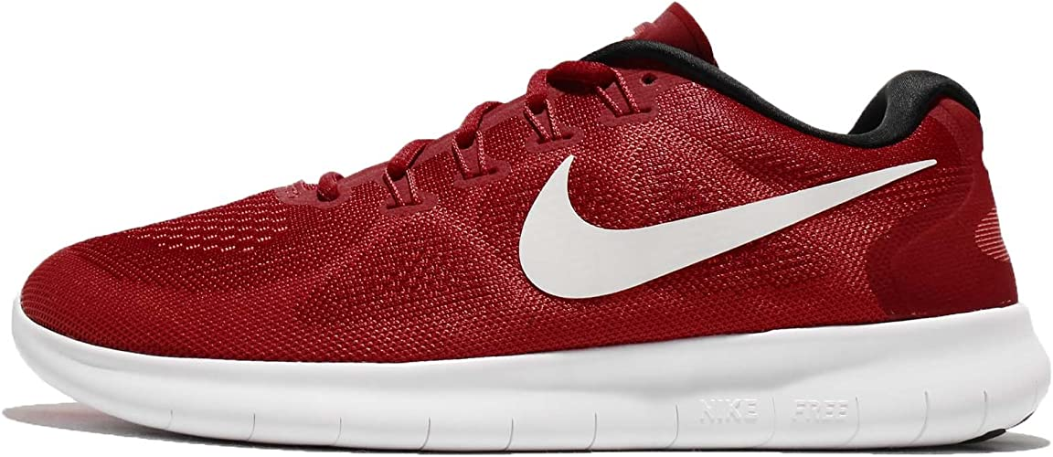 Amazon.com | Nike Free RN 2017 Game Red