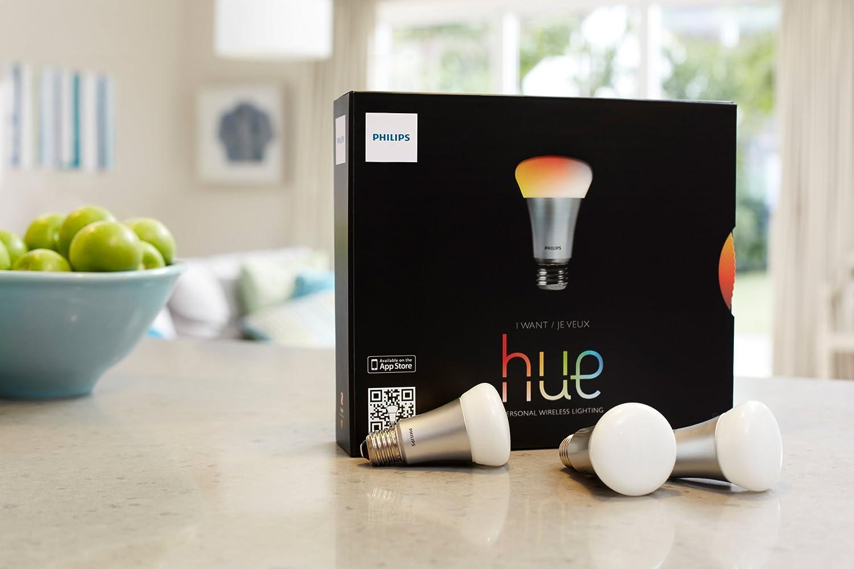 Philips Hue wireless LED Bulb [3 pack] - - Amazon.com