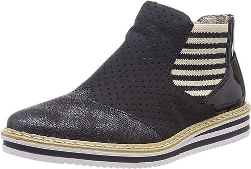 Rieker Damen N0255 14 Chelsea Boots
