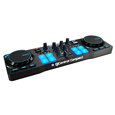 Hercules DJControl Compact: Musical Instruments
