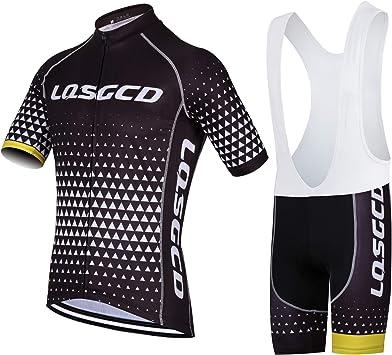 DDDD store Maillot Ciclismo Corto De Verano para Hombre, Maillot ...