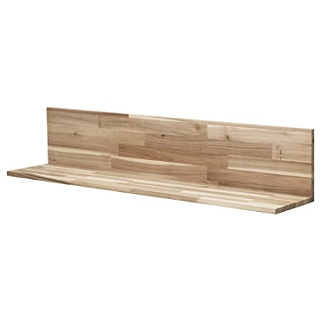 Ikea Skogsta - Mensola acacia: Amazon.it: Casa e cucina