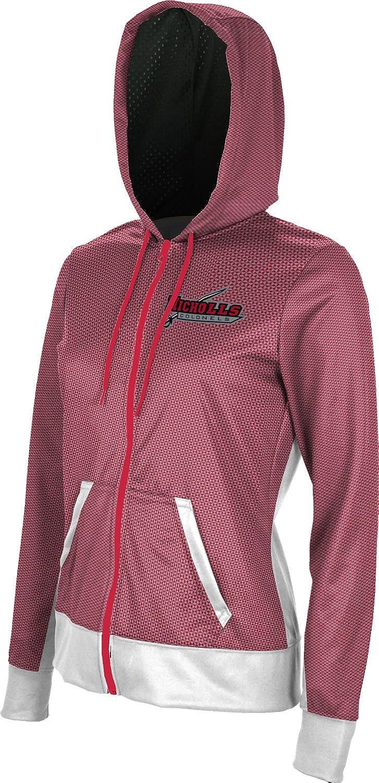 Embrace Nicholls State University Girls Zipper Hoodie School Spirit Sweatshirt