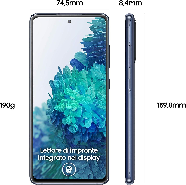 Samsung Galaxy S20 Fe 5g Blau Samsung Elektronik