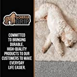 Gorilla Grip Original Area Rug Gripper Pad for