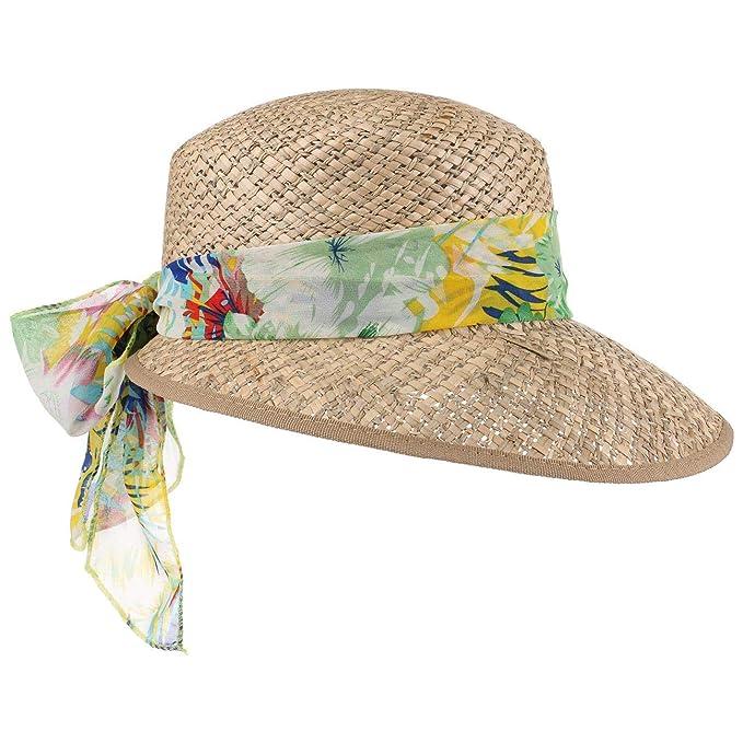 Lipodo Cappello di Paglia Carina Donna  e58f865a2e11