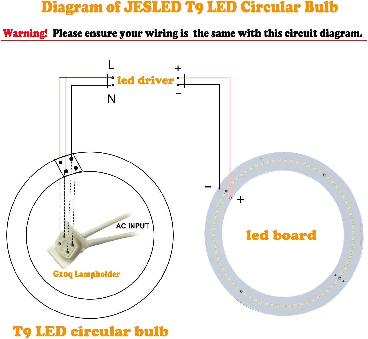 round 4 pin fluorescent light wiring diagram wiring circular fluorescent ceiling light linear t9 fluorescent tube light bulb