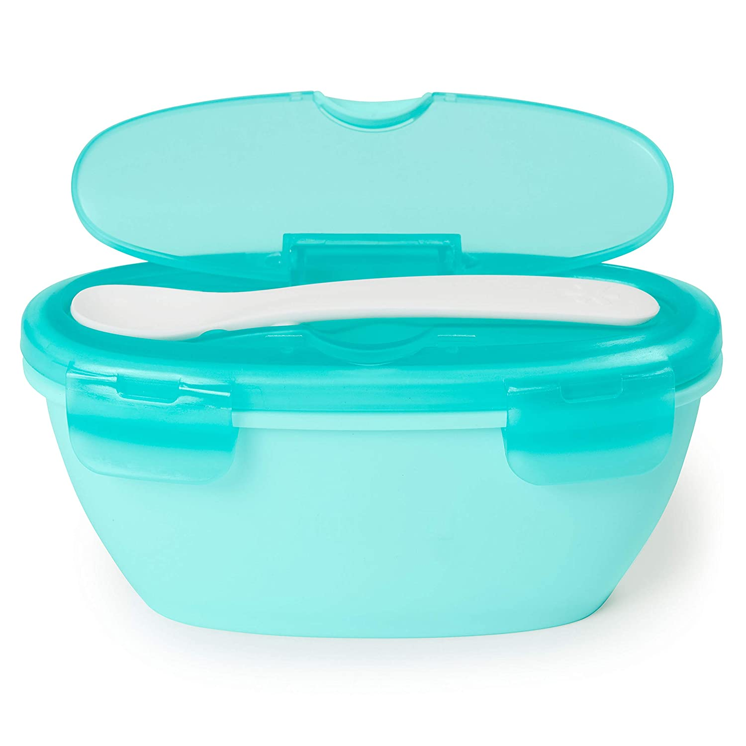 Skip Hop Bowls, Easy Serve Teal