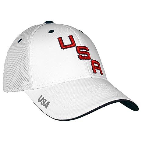 Amazon.com   United States Adidas World Cup of Hockey White Team ... 17fb67f6e41