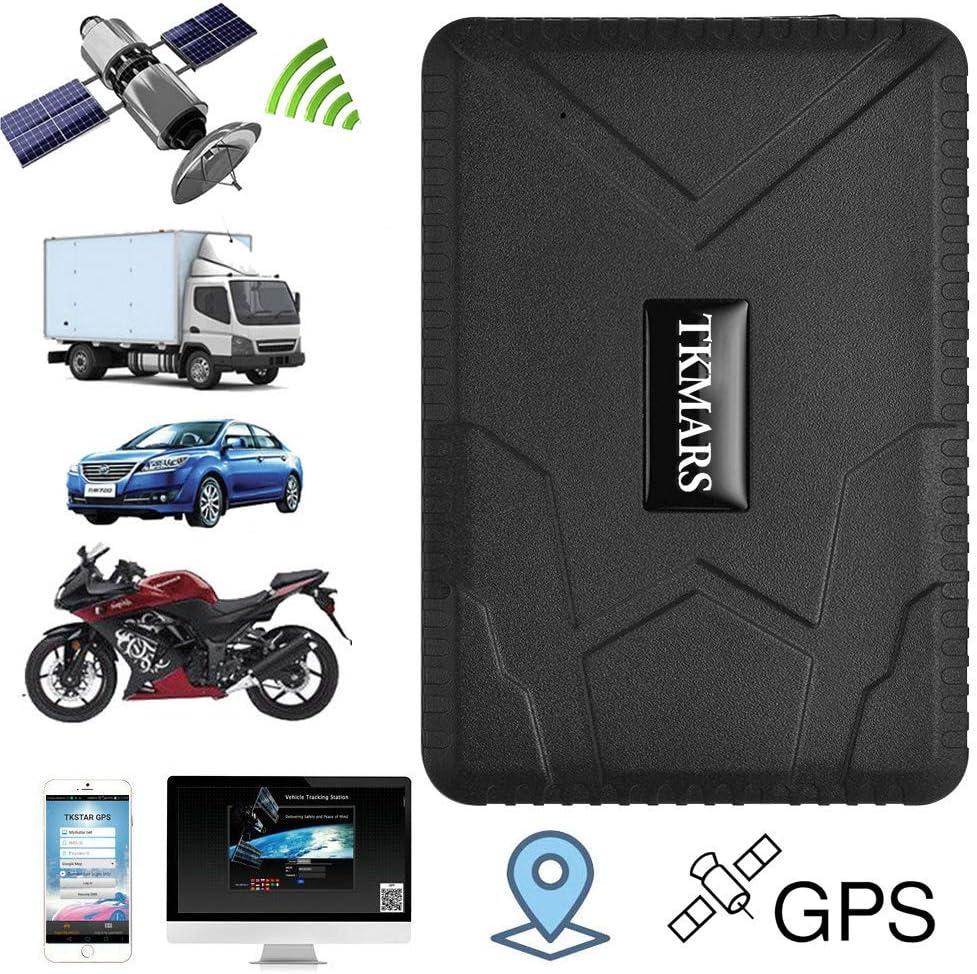 Rastreador GPS, Zeerkeer Impermeable Plataforma de por Vida 6 ...