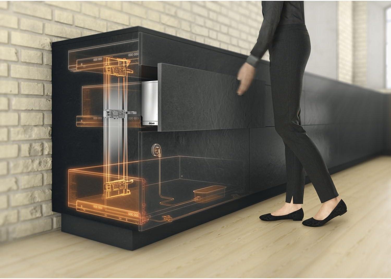 Blum SERVO-DRIVE Antriebseinheit I /Öffnungsautomatik von Schubk/ästen Schubladen und Ausz/ügen I Wohn-Luxus