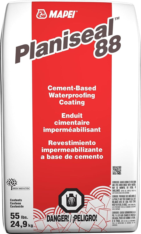 MAPEI Planiseal 88 grigio Kg.25 rivesimento impermeabilizzante