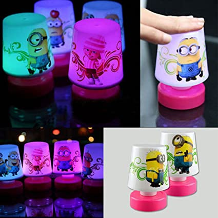 Jiada Kids LED Night Lamp Birthday Return Gift Pack Of 6
