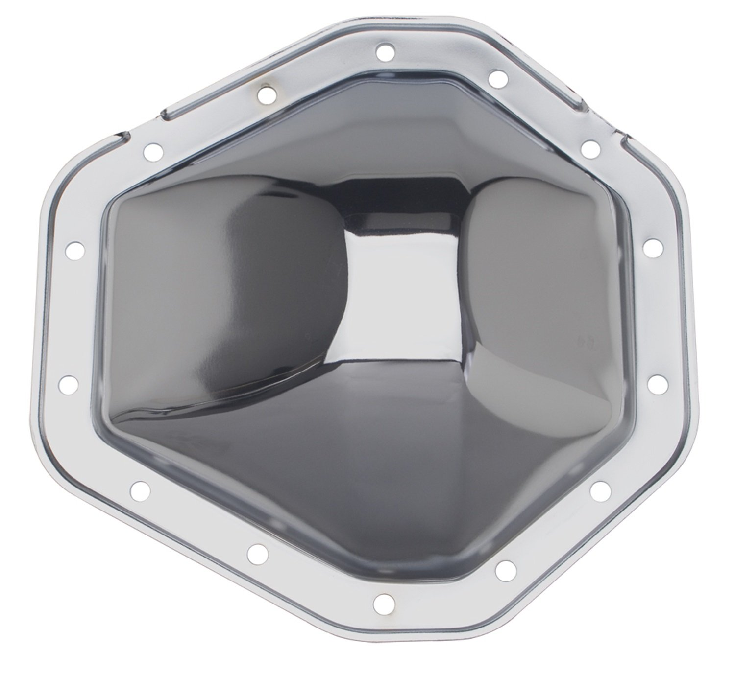 Trans-Dapt 9047 Chrome Differential Cover Kit Trans-Dapt Performance