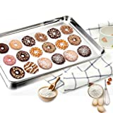 Toaster Oven Pan Tray Set of 2, P&P CHEF