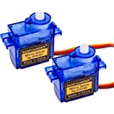 SunFounder SG90 Micro Digital Servo Motor SF0180 TowerPro RC Helicopter Airplane Boat Robot Controls 9G 2pack