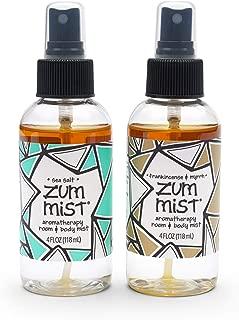 product image for Indigo Wild Zum Mist Frankincense & Myrrh and Sea Salt Mist Body Spray 4 fl. oz. each, 2 Pack