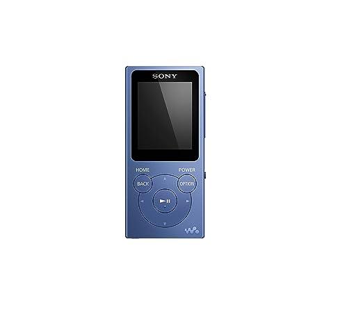 15 opinioni per Sony NWE393L.CEW Lettore Digitale Portatile, Blu