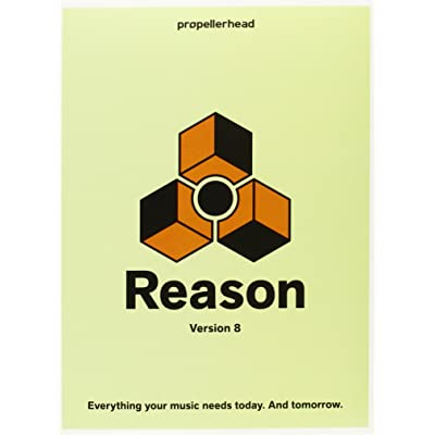 Propellerhead Reason 8 - Software De Producción Musical, Retail