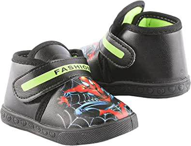 Sneakers For For Boys black leather casual